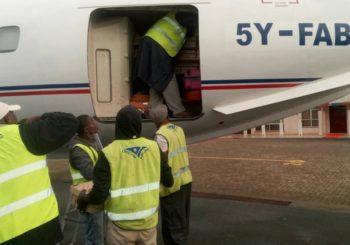 Somalia Kuroiler Delivery