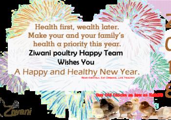 Happy & Healthy New Year